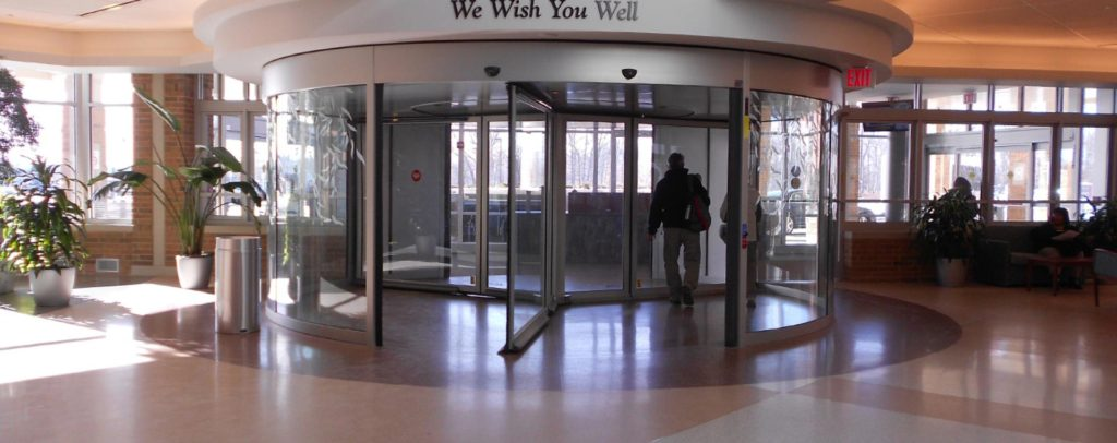 Revolving Doors & Egy Gate | For automatic doors