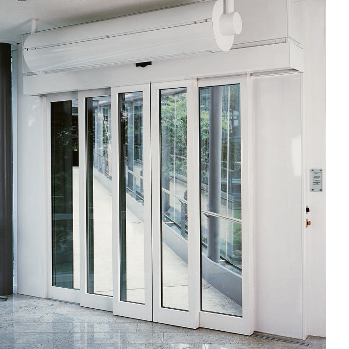 Egy Gate Automatic Sliding Doors